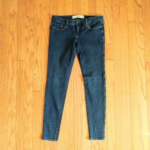 Abercrombie & Fitch Jegging Jeans Sz 4R